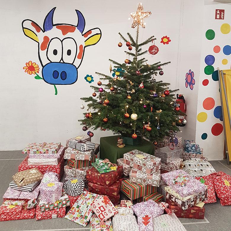 Weihnachten bei Willma